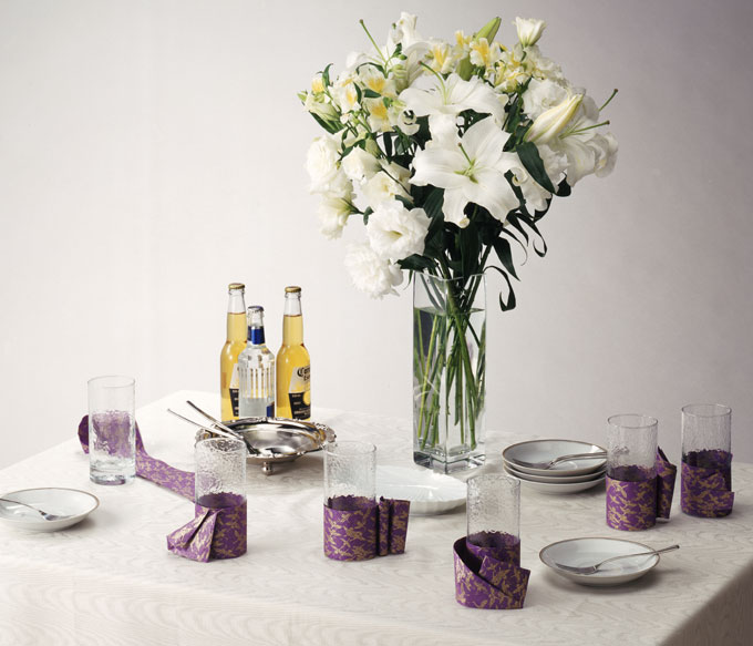 Professional Decor with Party Decoration.